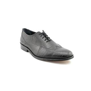 Giorgio Brutini Men's '210071' Leather Dress Shoes - Wide