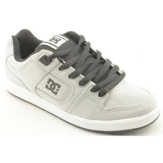 DC Boy (Youth) 'Factory Lite TX' Basic Textile Athletic Shoe (Size 5 )