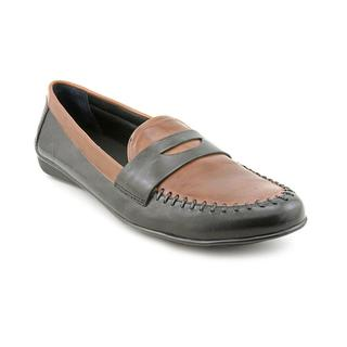 Elites by Walking Cradles Women's 'Minty' Leather Casual Shoes - Narrow