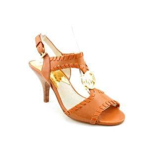 Michael Kors Women's 'Kalle' Leather Sandals (Size 7 )