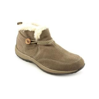 Easy Spirit Women's 'Skilift' Regular Suede Boots - Wide