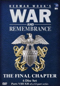War & Remembrance: The Final Chapter Parts 8-12 (DVD)