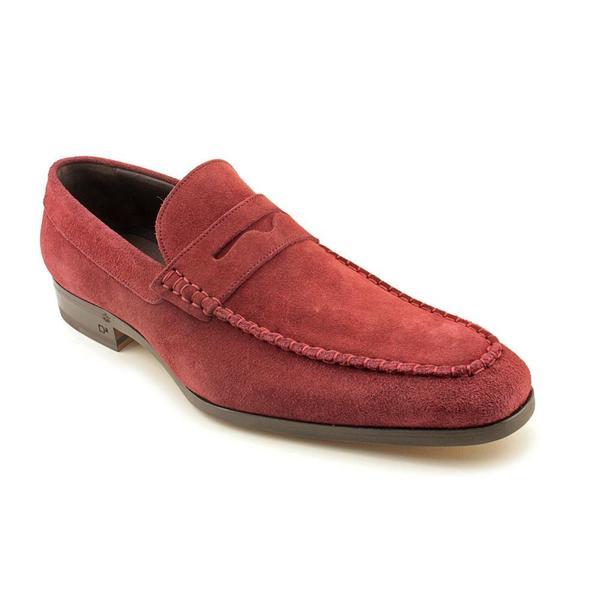 DSquared2 Men's 'Loafer BDX' Leather Dress Shoes (Size 9.5)