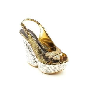 Celeste Women's 'Megan-02' Man-Made Dress Shoes