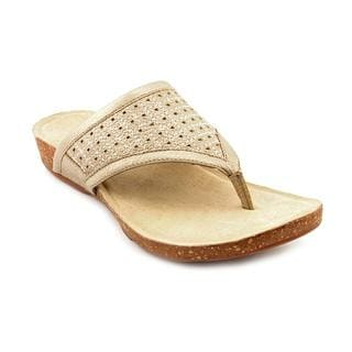 Aetrex Women's 'Tamara' Leather Sandals (Size 5 )