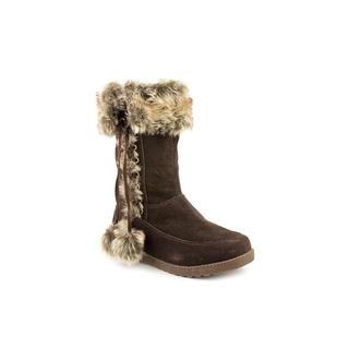 White Mountain Women's 'Forest' Regular Suede Boots