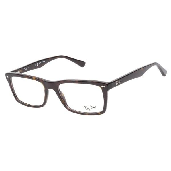 Ray-Ban 5287 2012 Dark Havana Prescription Eyeglasses