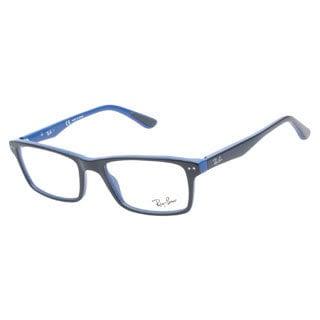 Ray-Ban 5288 5137 Grey Blue Prescription Eyeglasses