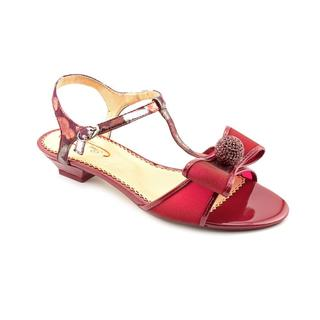 Poetic Licence Women's 'Good Fortune' Leather Sandals