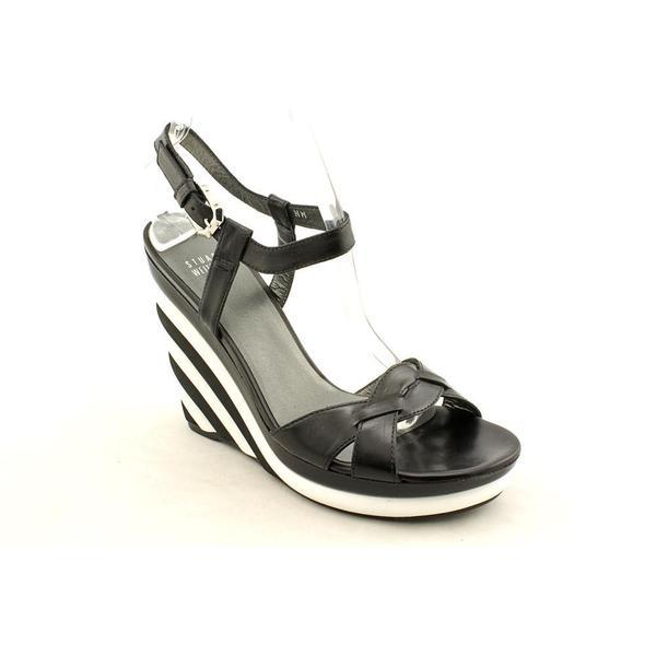Stuart Weitzman Women's 'Attitude' Leather Sandals