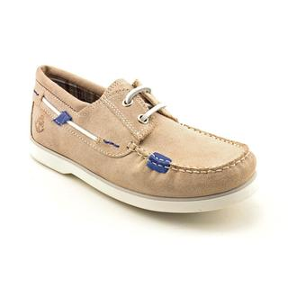 Primigi Boy (Youth) 'Marino' Kid Suede Casual Shoes