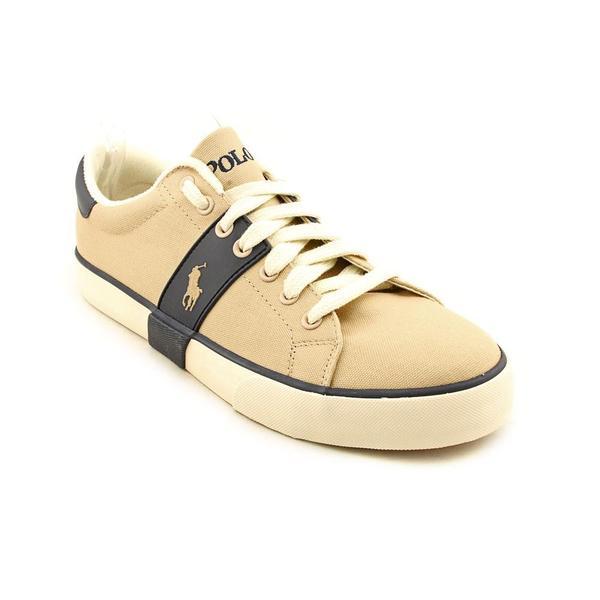 Polo Ralph Lauren Men's 'Burwood' Canvas Athletic Shoe (Size 10 )