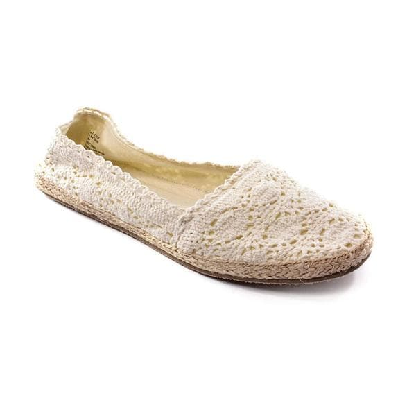 White Mountain Women's 'Raise' Fabric Casual Shoes (Size 11 )
