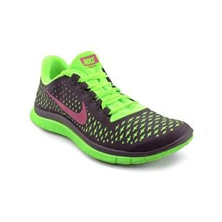 Nike Women's 'Free Run 3.0' Man-Made Athletic Shoe (Size 10.5 )