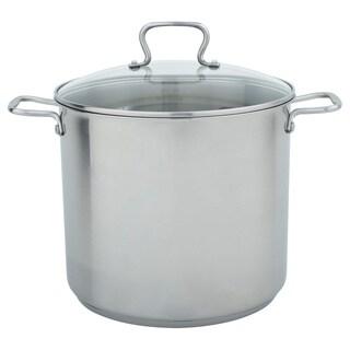Range Kleen Covered Stock 16 Quart Pot