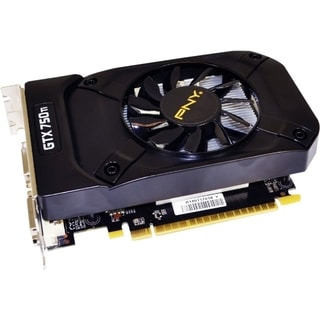 PNY GeForce GTX 750 Ti Graphic Card - 1020 MHz Core - 2 GB GDDR5 SDRA