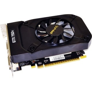 PNY GeForce GTX 750 Ti Graphic Card - 1202 MHz Core - 2 GB GDDR5 SDRA
