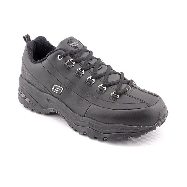 Skechers Sport Women's 'Premium ' Leather Athletic Shoe (Size 11 )