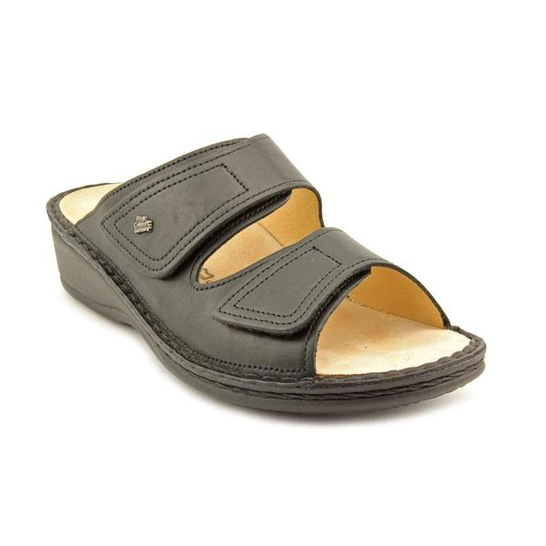 Finn Comfort Women's 'Jamaika' Leather Sandals (Size 6 )