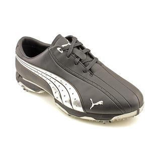 Puma Men's 'Tux Lux' Leather Athletic Shoe (Size 7 )