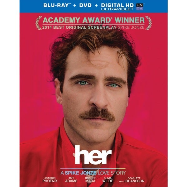 Her (Blu-ray/DVD) 12548160