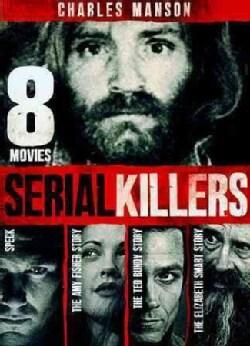 8-Movie Serial Killers: Vol. 2 (DVD)