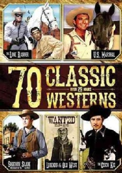70-Classic Western Stories (DVD)