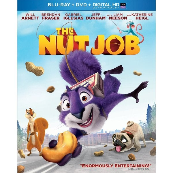 The Nut Job (Blu-ray/DVD) 12548181