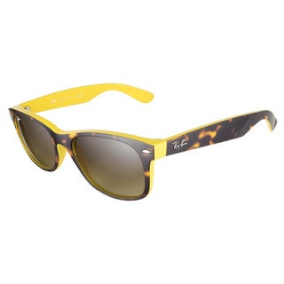 Ray-Ban RB2132 6014 85 Havana Yellow 55 Sunglasses