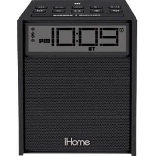 iHome iBN180 Desktop Clock Radio - Mono