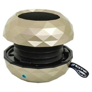 iHome Speaker System - Wireless Speaker(s) - Champagne