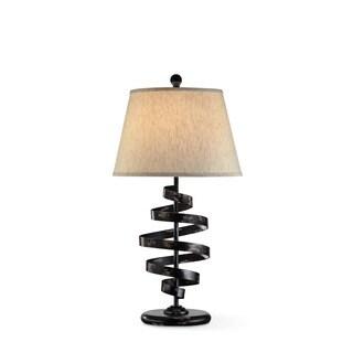Modern Twist 32-inch Table Lamp