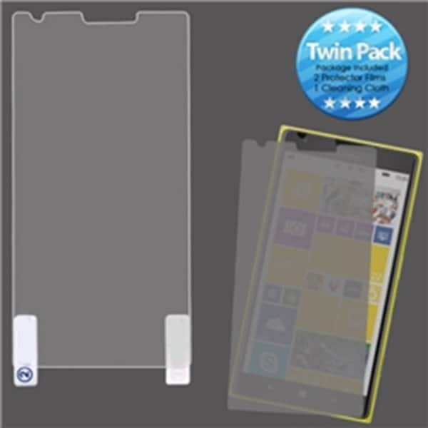 INSTEN Clear Screen Protector Twin Pack for Nokia Lumia 1520