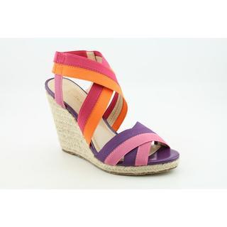 Enzo Angiolini Women's 'Idyll' Basic Textile Sandals