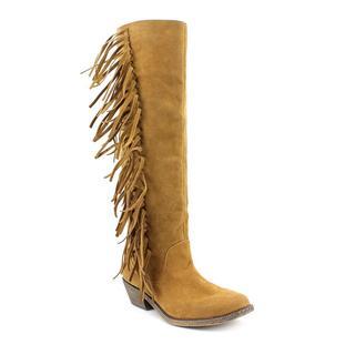 Material Girl Women's 'Cody' Fabric Boots