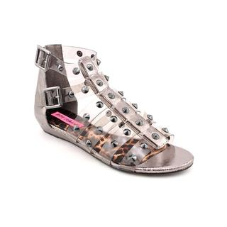 Betsey Johnson Women's 'Agean' Man-Made Sandals
