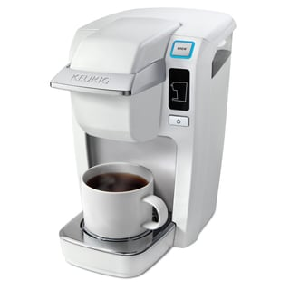 Keurig K-10 White Mini Plus Single-Cup Brewer