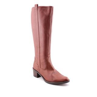 Calvin Klein Women's 'Haydee' Leather Boots