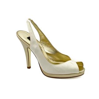 Nina Women's 'Eveabel' Satin Dress Shoes