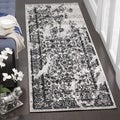 Safavieh Adirondack Silver/ Black Rug (2'6 x 6')