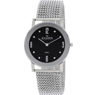 Skagen Women's Classic Stainless Steel Expansion Watch