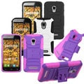 BasAcc Advanced Armor Stand Case for Alcatel 7024W/ One Touch Fierce