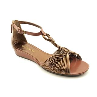 Enzo Angiolini Women's 'Notice Me' Synthetic Sandals