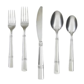Cambridge Knox 65-piece Flatware Set