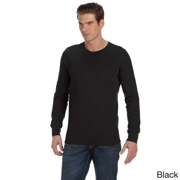 Alternative Men's Slim Fit Long Sleeve Thermal T-shirt 12553372