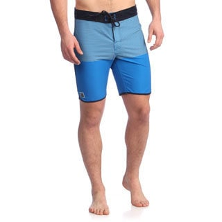 Zonal Men's 'Anchor' Skydiver Stretch Boardshorts