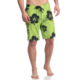 Zonal Men's 'Hibo' Tendershoots Stretch Boardshorts