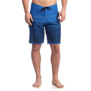 Zonal Men's 'Gradual' Skydiver Stretch Boardshorts