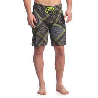 Zonal Men's 'Trump' Caviar Stretch Boardshorts