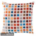 Polka Dots Indoor/ Outdoor Accent Pillow